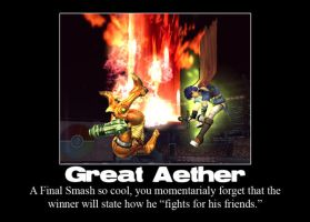 Great Aether by CrazedMinion