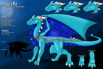 Prescylla Reference by DragonMarauder