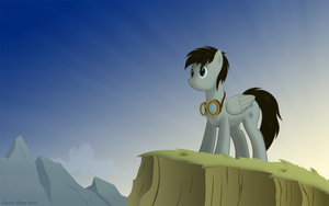 Greeting The Dawn by Glaive-Silver