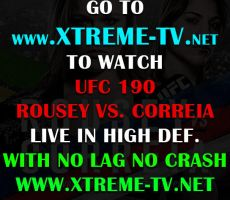 {LIVESTREAM}~UFC 190~{HD..} {ROUSEY Vs. CORREIA} by lucyh7766