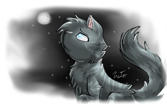 ~Jayfeather~ by EaglestarClan