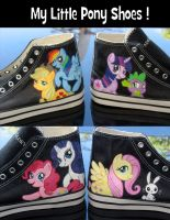 FIM pony Shoes size 8 SOLD by Miss-Melis