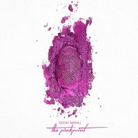 Nicki Minaj -The Pinkprint (Deluxe Version) itunes by SaviourHaunted