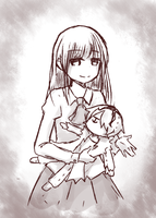 Ib's Favorite Doll by Sinshana