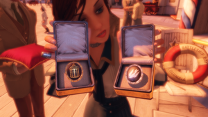 BioShock Infinite - which one do you like more? by Nylah22