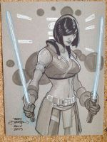 Jedi SDCC 2013 by TerryDodson