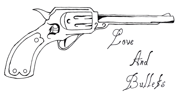 Love And Bullets by dlrianom