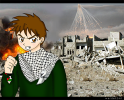GAZA by wardet2ml
