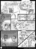 Choose Your Own Romance Pg 1 by Danni-Stone