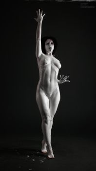 Butoh to Go - 1 by mjranum-stock