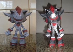 Prelate SD (Shadow) Papercraft by augustelos