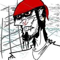 A Pirate by AlmightyWill