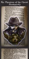 PoTO: Phantom + R/C Bookmarks by WithSkechers