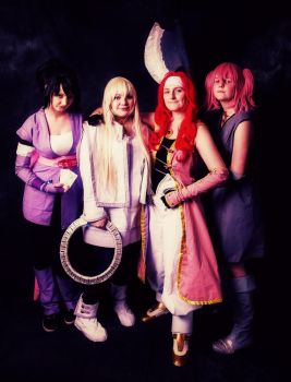ToS: Never enough Hunnies by StarMintsCosplay