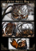 Forest spririt bag - FOR SALE by Deakath