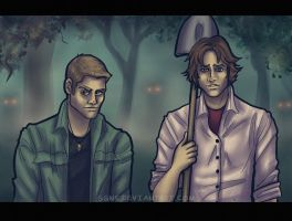 Sum Winchesters Aw Yiss by ggns