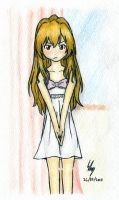 THE LIST - Taiga by SkyWhiteFox