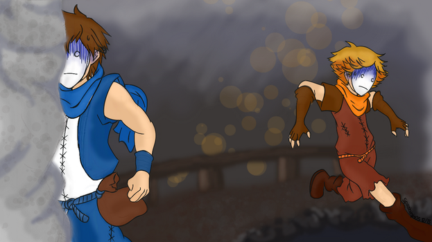 Cry Plays: Brothers: A Tale of Two Sons by SpiralNinja05