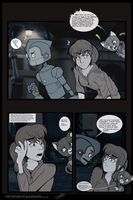 LT4D - Page2 (Robots fan-comic) by SydneyitsSydneyYo