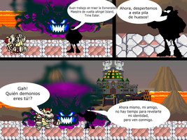 Mario and Sonic CV Chapter 2 Part 3 in Spanish by Mazznick