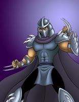 Shredder by Mystic-Forces