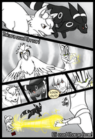 Distortion Round 2 - Page 09 by The-Hybrid-Mobian