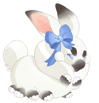 May Paca Advent - Soft bunny! by gatorstooth