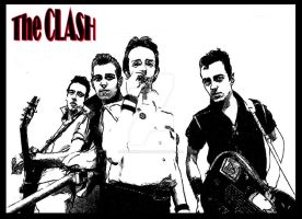 The Clash by Patrick75020