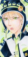 DRAMAtical Murder: Noiz by Khallandra