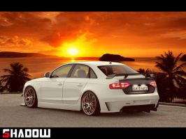 Audi A4 by shadowchoper
