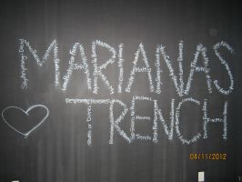 Marianas Trench Song Names by marianastrencher