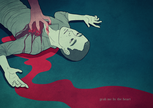 Teen Wolf - Grab Me By The Heart by dhauber