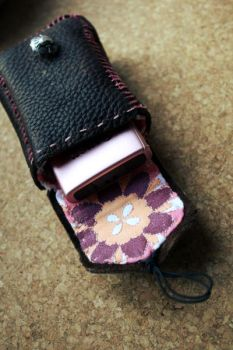 Camera Case - Lining by Hedgefairy