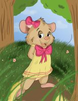 daisy may mouse by future-pictures