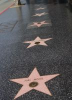 Hollywood Walk Of Fame by krissu345