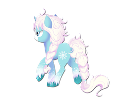 Snow Spell -Transparent- by MemeSquid