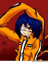 Air Gear: Wanjima Agito by eccentricminded