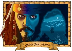 Captain Jack by VectorProfessor