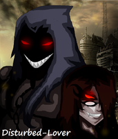 Disturbed: Morbus and Jessica by AngelKiller666