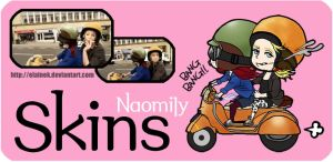 skins4 naomily by elaineK