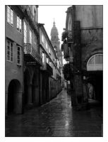 the way of santiago by JohnnyMarbelo