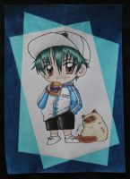 Prince of Tennis - Ryoma Echizen by Engelsblut24