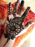 Henna by j2kitty