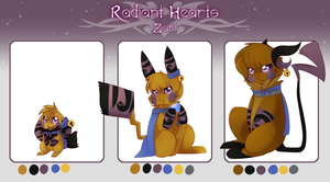RH: Zari`s Reference sheet by NinjaHermit