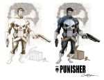 PUNISHER by Shadowgrail