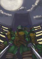 Prepare for fight by 000123456