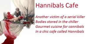 Hannibals Cafe by demonrobber