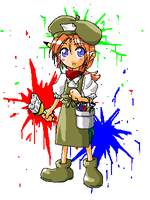 Ms. Paint by JohnSu