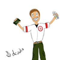 First Aid Guy by dcoolit