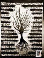 Root Directory (Inktober) by NeuronPlectrum